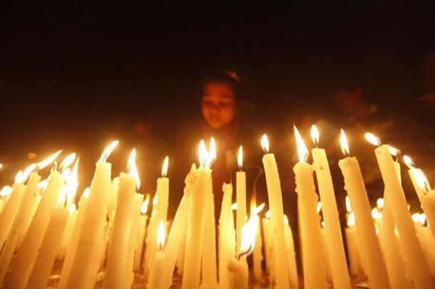 Fotografia retirada da página do facebook da jovem Jyoti Singh Pandey