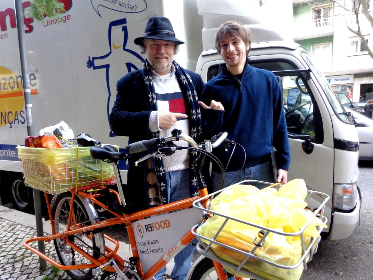 Re-food: um projeto sobre rodas
