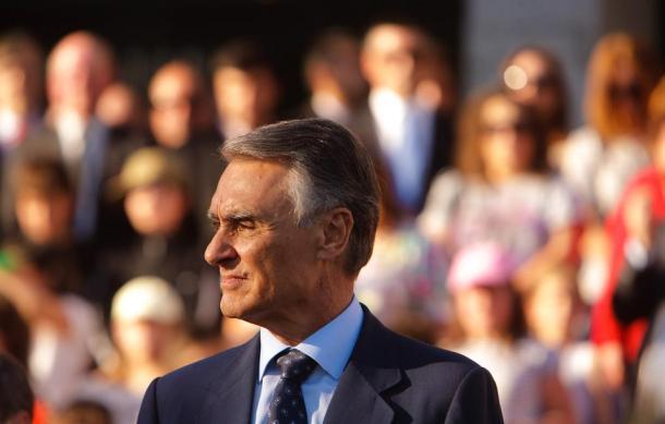 Chefe de Estado avança com a promulgação da lei.(Fotografia da página oficial do facebook de Cavaco Silva: http://www.facebook.com/CavacoSilva?fref=ts)