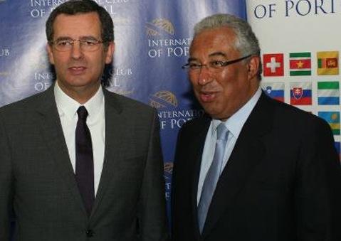 O autarca disse estar en melhores condições que António José Seguro(Fonte: http://www.jornalacores9.net)