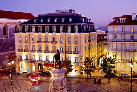Bairro Alto Hotel volta a abrir as porta no dia 1 do próximo mês(Fonte:http://www.ezimut.com/)