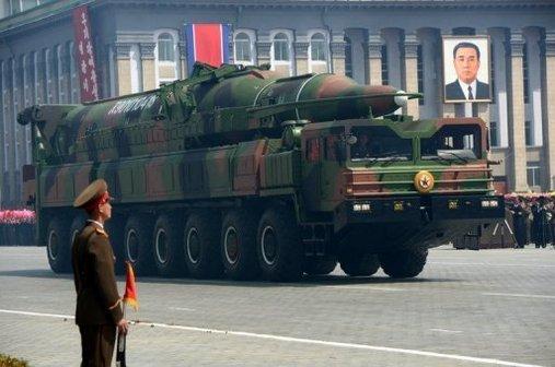 """Coreia do Norte considera EUA um """"inimigo jurado""""(Fonte:campoverde.net.br)"""