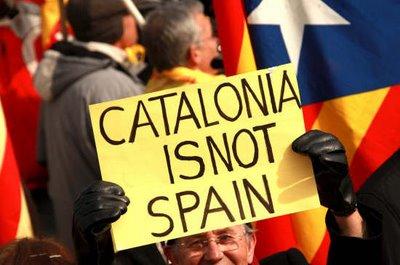 O novo parlamento catalão deu mais um passo para se distanciar de Madrid(Fonte paginaglobal.blogspot.com)