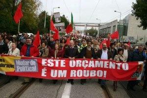 Manifestação 15 de Dezembro