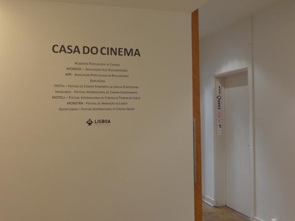 A Casa do Cinema abriu portas na passada quinta-feira, 17 de janeiro