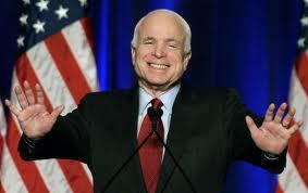 John McCain é um dos rostos desta nova proposta.(fonte: http://www.votetruth08.com/)