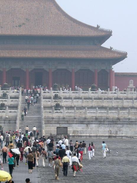 A visisibilidade em Pequim é quase nula(Fonte: Morguefile por twocentsmore)