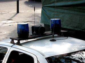 O suicida detonou os explosivos quando foi mandado parar pelos guardas que se encontravam à entrada do edifício (Fotografia do morguefile.com, por Alvimenn)