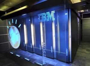 Watson Super Computer(Fonte: flickr.com por Marc Antony)