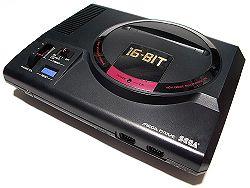 Mega Drive 16 Bits(foto: Wikipedia)