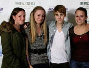 A Biebermania