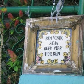 Bairro Padre Cruz:Uma pequena aldeia distante dacidade