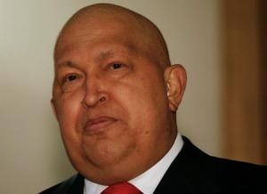 Chávez venceu todas as batalhas, menos a do cancro(Fotografia do site: o-mascate.blogspot.com)