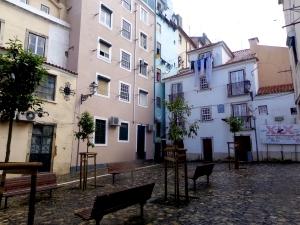 O bairro da Mouraria