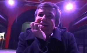João Ricardo Pateiro, em entrevista ao Clic Etic, no Ritz Clube, em Lisboa