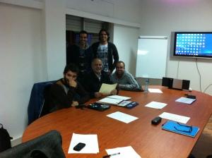 Formação de comentadores desportivos com Carlos Barroca