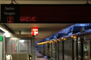 Sábado há manifestação dos trabalhadores dos transportes públicos(Fotografia do site: expressodooriente.com)