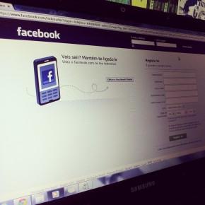 A cada 7 segundos é roubada uma senha doFacebook