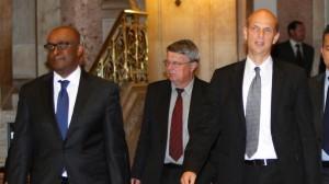 Troika esteve uma semana em Portugal mas não fechou negociações (Fonte:ouropel.blogspot.com)