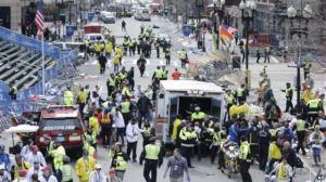 Três mortos e pelo menos 176 feridos, 17 em estado crítico, é o balanço  (Fotografia de: www.voaportugues.com)