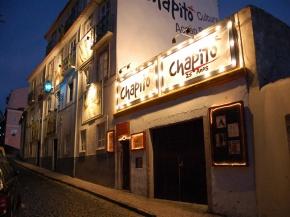 Um minuto de teatro noChapitô