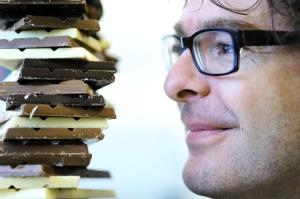Bom usa técnica nos 3 tipos de chocolate(fonte: www.futurity.org)