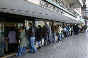 Desde a introdução das medidas de austeridade, mais de 26 milhões de europeus ficaram desempregados.(Fotografia de: www.esquerda.net)