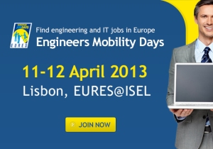 ISEL acolhe Engineers Mobility Days.(fonte: mobilidade.universiablogs.net)