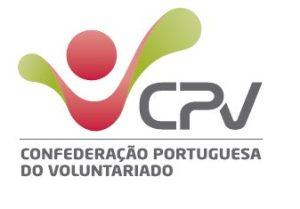 O inquérito refere que o voluntariado tem pouca visibilidade estatística. (Fonte:http://www.convoluntariado.pt)