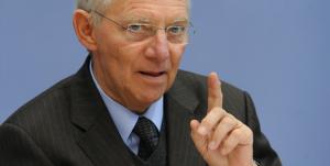Wolfgang Schäuble quer que Portugal cumpra os acordos com os credores(Fotografia de: codinomeinformante.blogspot.com )