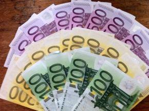 Os euros devem estarloucos