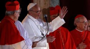 papa denuncia culto do dinheiro e da ditadura. (fonte: boilerdo.blogspot.com)