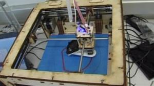 Impressora 3d 3