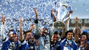 FC Porto selou o tricampeonato com vitória frente ao Paços de Ferreira. (fonte: www-org.rr.pt)