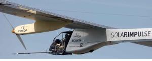 'Solar Impulse' já fez voo intercontinental entre Europa e África (Fonte: swatchgroup.com)