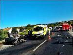 Mesmo com menos acidentes, continua a crescer um numero de vitimas mortais (Fonte:vitormadeira.wordpress.com)