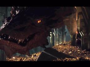 Trailer: o Hobbit prepara-se para conhecer odragão