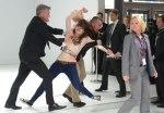 """O movimento """"Femen"""" voltou a protestar, desta vez na Alemanha (Fonte:www.vozdabahia.com)"""