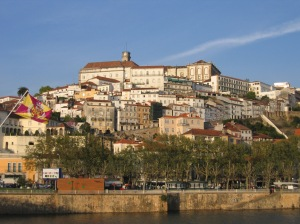 Coimbra faz parte de uma lista de 31 locais (Fotografia de: coimbrapatrimonio.wordpress.com)
