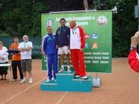 Miguel Monteiro e Luís Guedes, os dois atletas transplantados cardíacos, que representaram o GDTP e Portugal nos Jogos Europeus em Dublin arrecadaram 3 medalhas de ouro na modalidade de ténis.