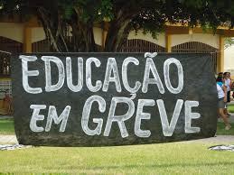 Professores podem prolongar as greves (Fotografia de: veja.abril.com.br )