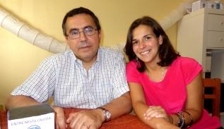 Luís Costa e Francisca Carneiro