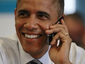 Obama quer assegurar a segurança e a vida privada dos americanos (Fotografia: g1.globo.com)